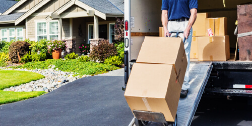 Image of a Delivery